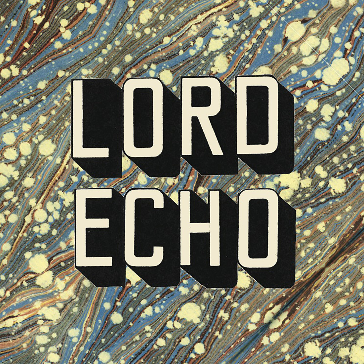 LORD ECHO - CURIOSITIES -buythewax