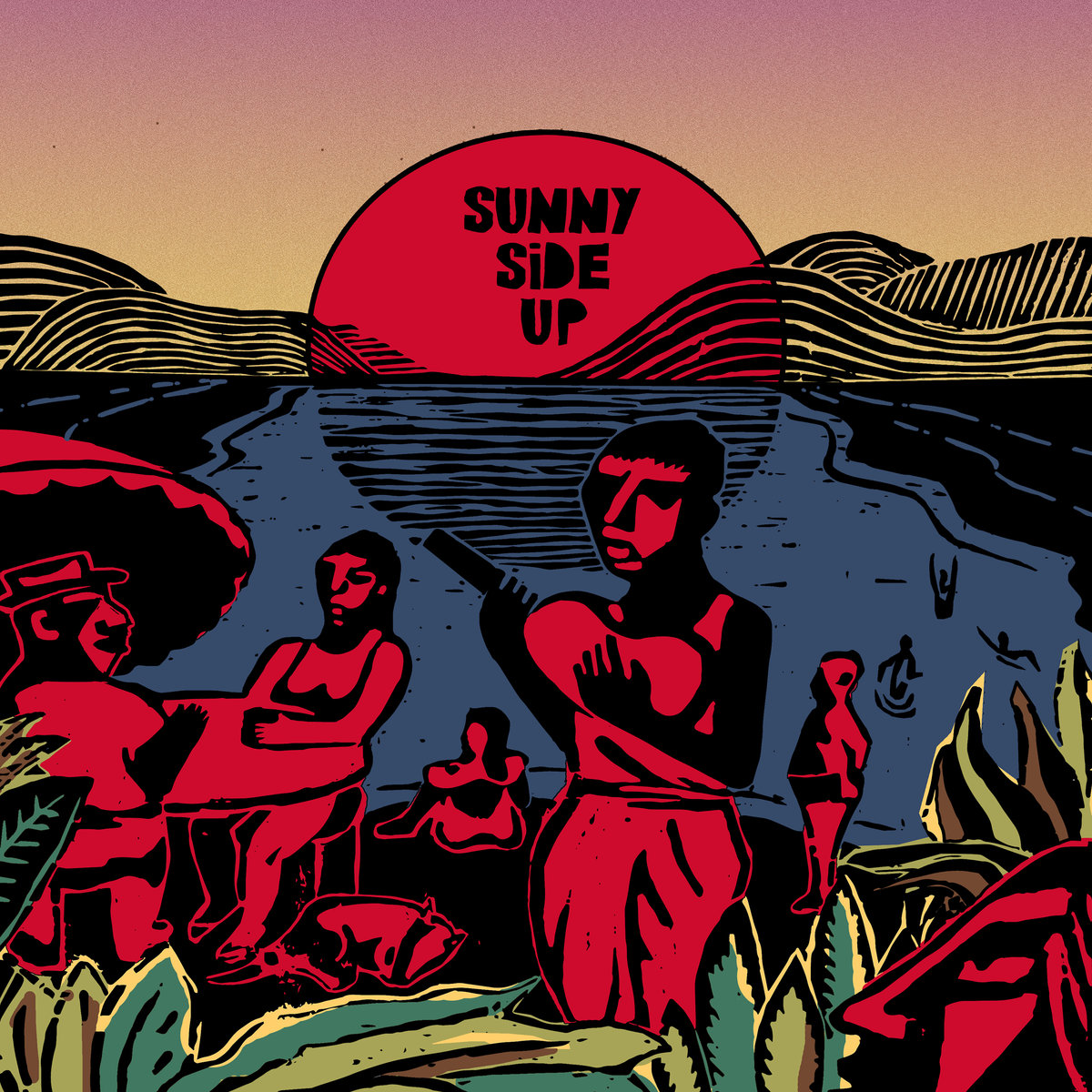 SUNNY SIDE UP - SUNNY SIDE UP-buythewax