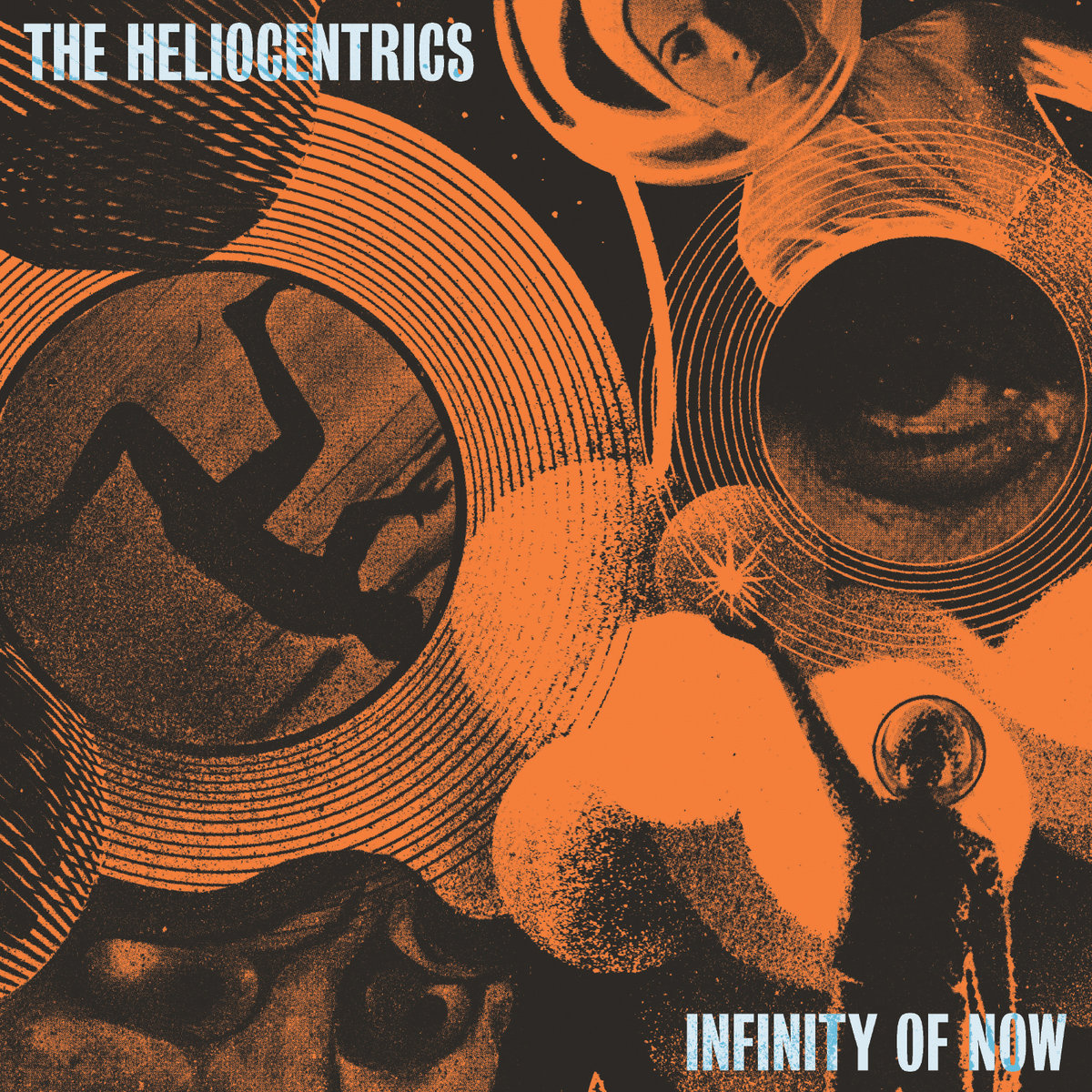 THE HELIOCENTRICS - INFINITY OF NOW-BUYTHEWAX